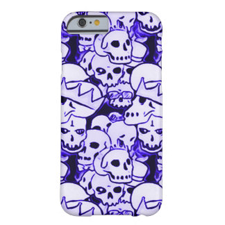 Blue Boneyard Reunion Barely There iPhone 6 Case