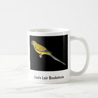 Blue Bonnet Parrot - Northiella haematogaster Mug