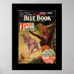 Blue Book _McCall, April 1929_10_Pulp Art Poster