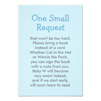 baby shower book request gifts on zazzle, Baby shower invitations