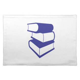 Blue Books Placemats