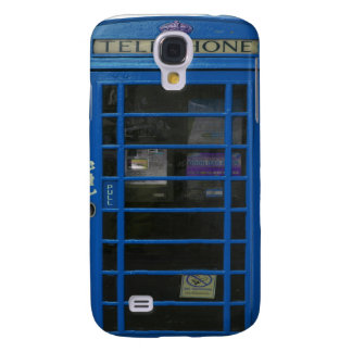 blue booth 3 casing samsung s4 case