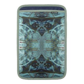 Blue Border Design Sleeves For MacBook Air