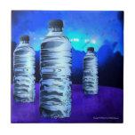 Blue Bottles Tiles