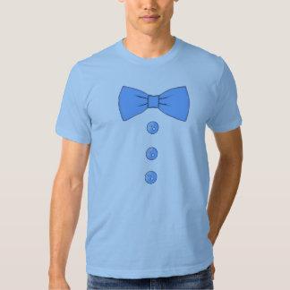Blue bow tie T-Shirt