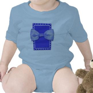 Blue Bowtie Infant T-shirt