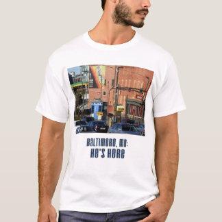 Blue Box Arrives T-Shirt