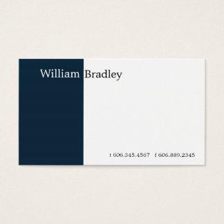 Blue Box IIb Business Card