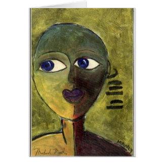 Blue Boy Card