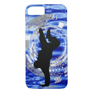 Blue Break Dancer Case
