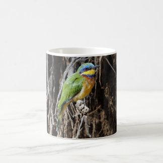 Blue-breasted Bee-eater Coffee Mug