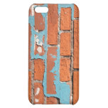 Blue Brick Wall iPhone 5C Case