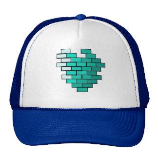 Blue Bricks Trucker Hat