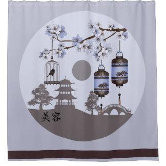Bird Cage Shower Curtains | Zazzle
