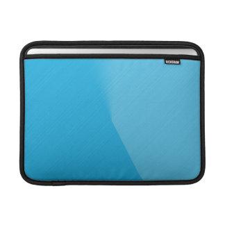 Blue Brushed Metal - Macbook Air Case