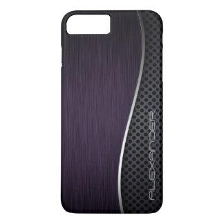 Blue Brushed Nickel | Favorite Colors iPhone 8 Plus/7 Plus Case