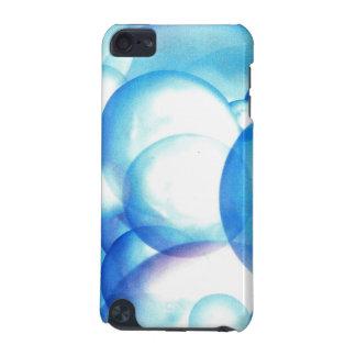 Blue Bubbles iPod Touch (5th Generation) Case