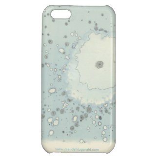 Blue Bubbles Phone Case
