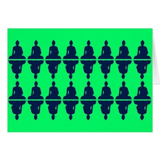 Blue Buddha Cards