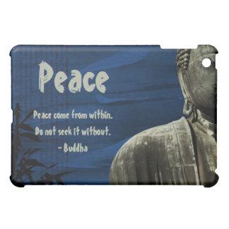 Blue Buddha iPad Case Customizable