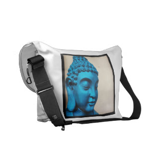Blue Buddha Courier Bags