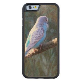 Blue Budgie Maple iPhone 6 Bumper Case