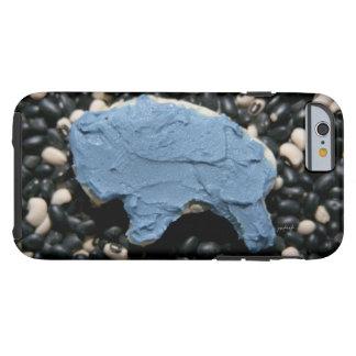 Blue Buffalo Cutout Cookie jjhelene 6/6s Tough iPhone 6 Case