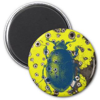 Blue Bug Magnet