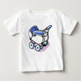 Blue Buggy Baby T-Shirt