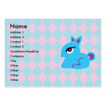 Blue Bunny Business Cards