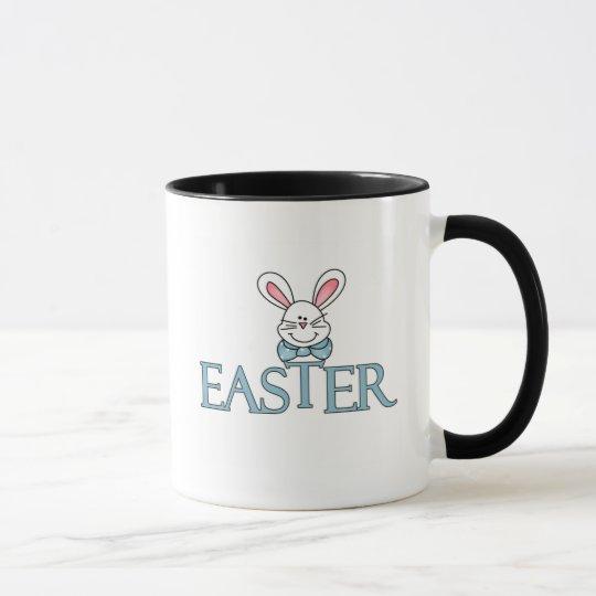 Blue Bunny Easter T-shirts and Gifts Mug