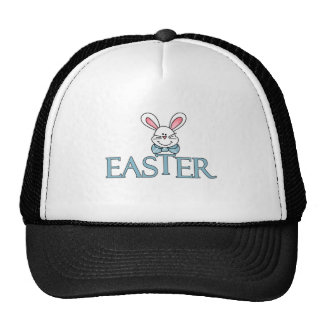 Blue Bunny Easter T-shirts and Gifts Trucker Hat
