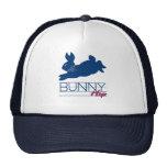 Blue Bunny Hop Mesh Hats