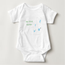 Blue Bunny Kid's Easter Shirts