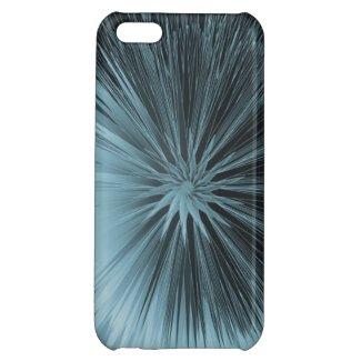 Blue Burst iPhone 5 iPhone 5C Cover
