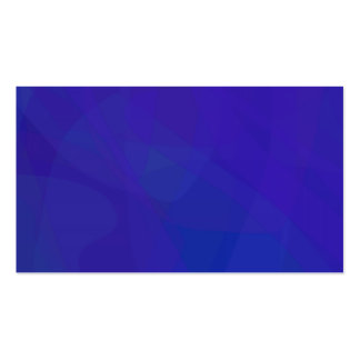 Blue Double-Sided Standard Business Cards (Pack Of 100)