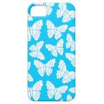 Blue butterflies iPhone 5 Case