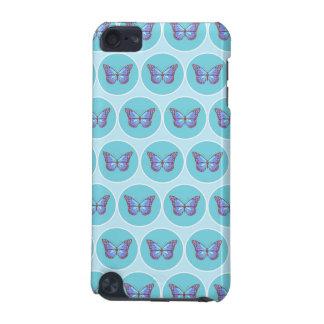 Blue butterflies pattern iPod touch 5G case