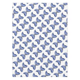 Blue Butterfly 1 Azure Huntsman Tablecloth