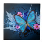 Blue-Butterfly-Abstract.jpg Tiles