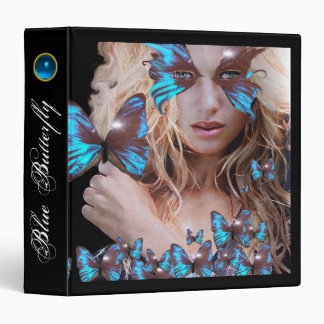 BLUE BUTTERFLY  BEAUTY, MAKEUP ARTIST BINDER
