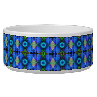 Blue Butterfly Bowl