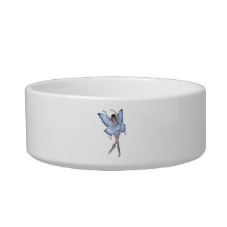 Blue Butterfly Fairy Princess Bowl