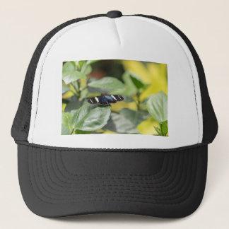 Blue Butterfly Fly Away Trucker Hat
