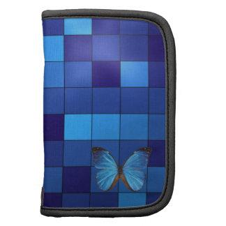 Blue Butterfly Folio Planner