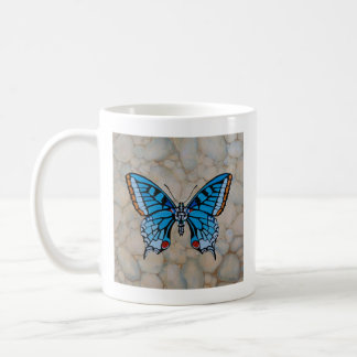 Blue Butterfly Gifts Coffee Mug