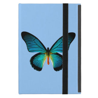 Blue Butterfly iPad Mini Case