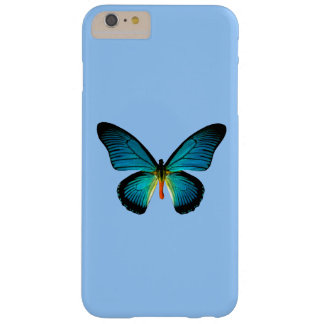 Blue Butterfly iPhone 6 Case