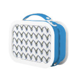 Blue Butterfly Lunchboxes