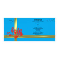blue butterfly ,muslim weddings invitations